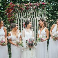 Casamento Boho-Cozy e Delicado – Day & Dani