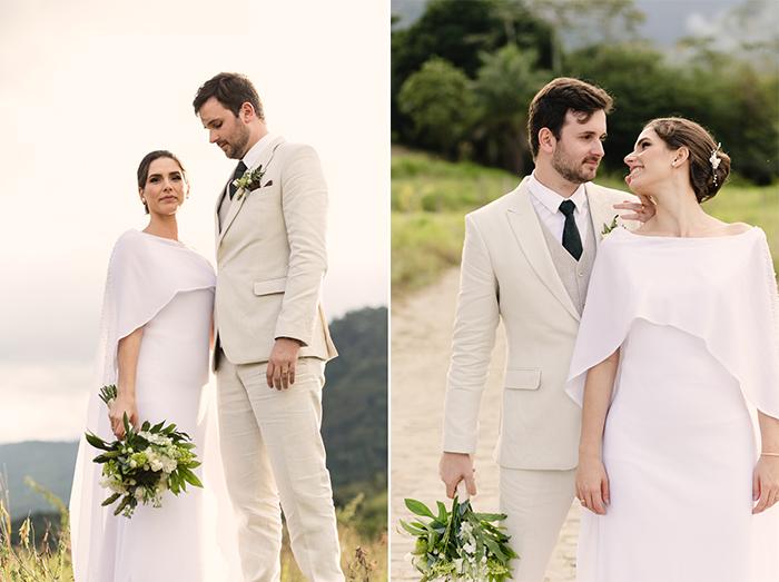 Minimalista e Delicado – Casamento no Nosso Celeiro Clarissa e Theo