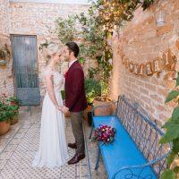 Rock no delicado da Casinha Quintal – Casamento Natália e Alexandre