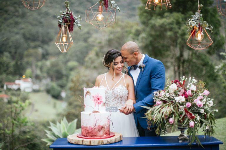 Bucólico e Intimista – Casamento em Casa Mariane e Daniel