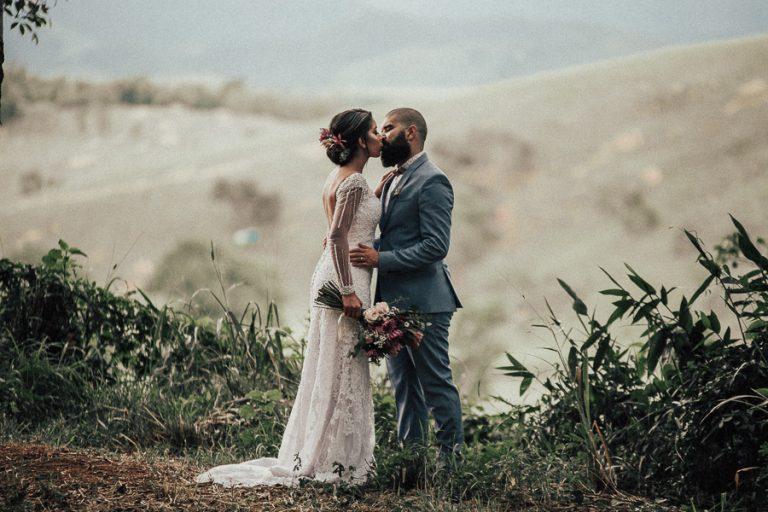 Caneta e Papel – Casamento com Significado Alyne e Diego