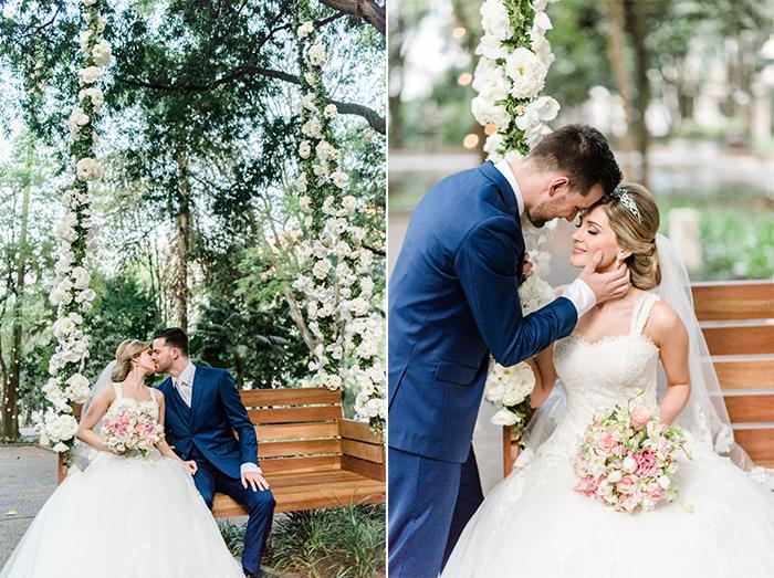 Conto de Fadas em São Paulo – Casamento lindo Marina e Luigi