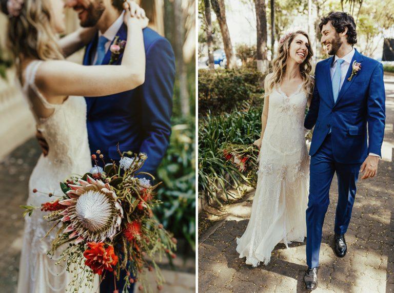 Cerimônia na Igreja e Recepção na Casa Quintal – Mayra e Ivan
