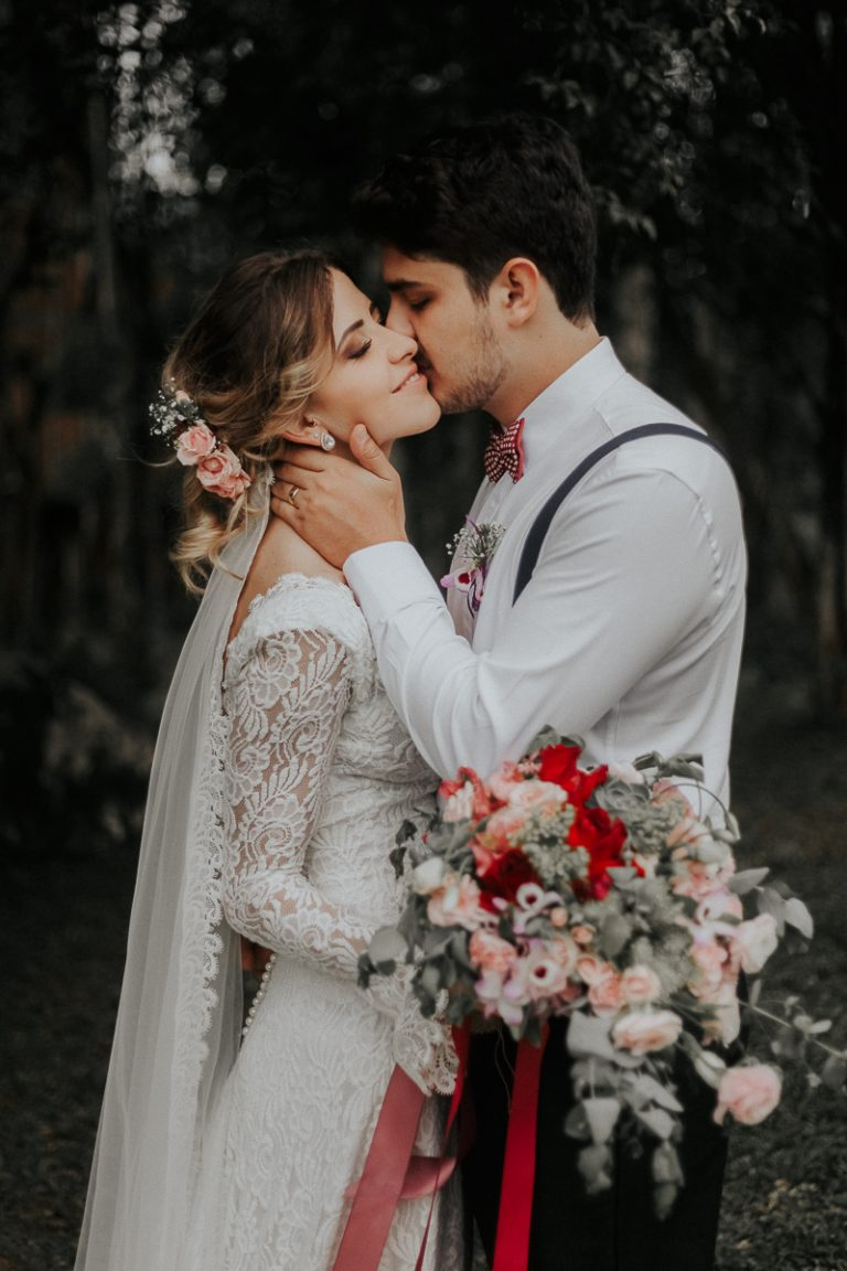 Casamento + Missão – Karine e Bryan