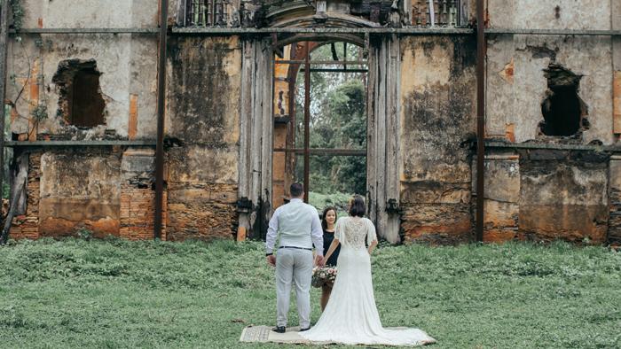 Elopement Wedding em Matozinhos – Larissa e João