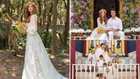 Os casamentos de famosos mais marcantes em 2017