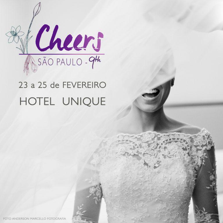 Cheers Eventos – 9ª edição no Hotel Unique