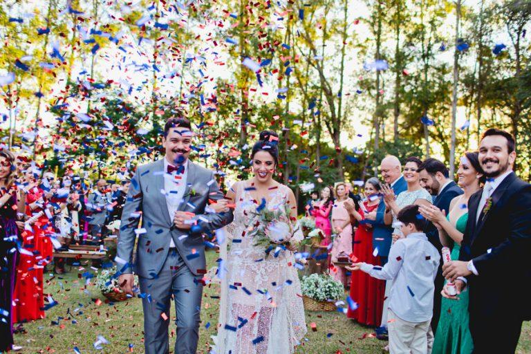 Nosso amor daria um samba – Casamento colorido em Sorocaba Camila & Dalmo