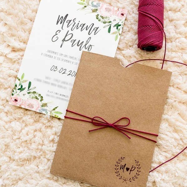 Convite de Casamento: 5 Dicas Importantíssimas!