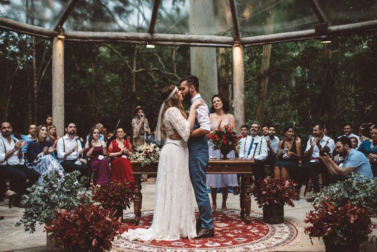 Um Festival de Música e Muito Amor – Casamento no Haras Vila Real Elisa e Marcos