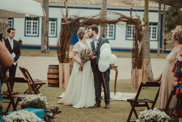 Casamento Natural e Sustentável – Amanda e Augusto