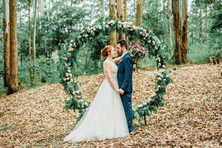 Casamento Rústico Boho na Floresta – Kelly e Danilo
