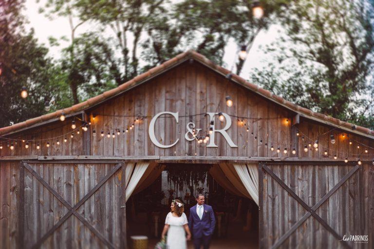 Casamento Rústico Inspirador no Celeiro – Carol e Rodrigo