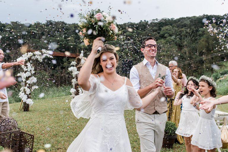 Casamento Surpresa dos Sonhos – Ca e Gabs