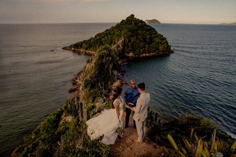 Elopement Wedding em Búzios – Ana e Pedro