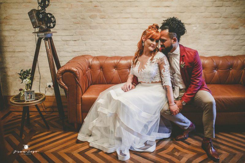 Alternativo e Familiar – Débora e Thiago