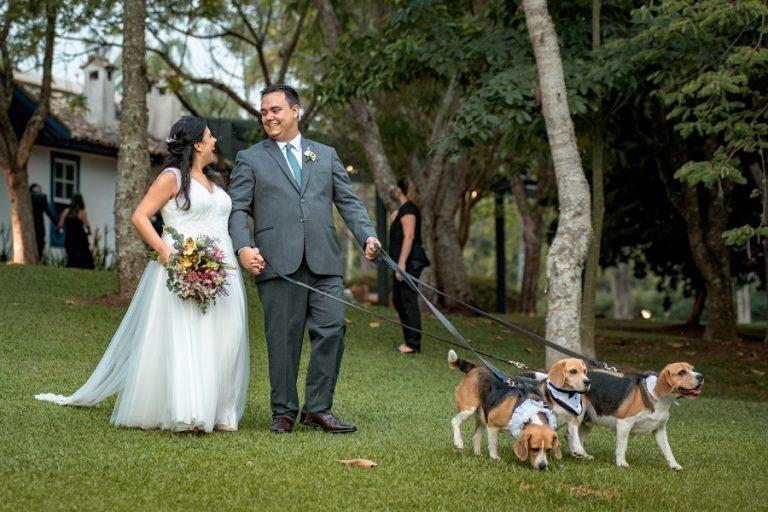 Casamento Primaveril na Fazenda – Fernanda e João