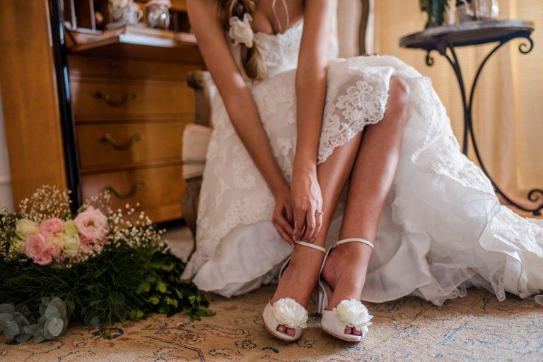 {Dicas Úteis} Como escolher o sapato de noiva ideal?
