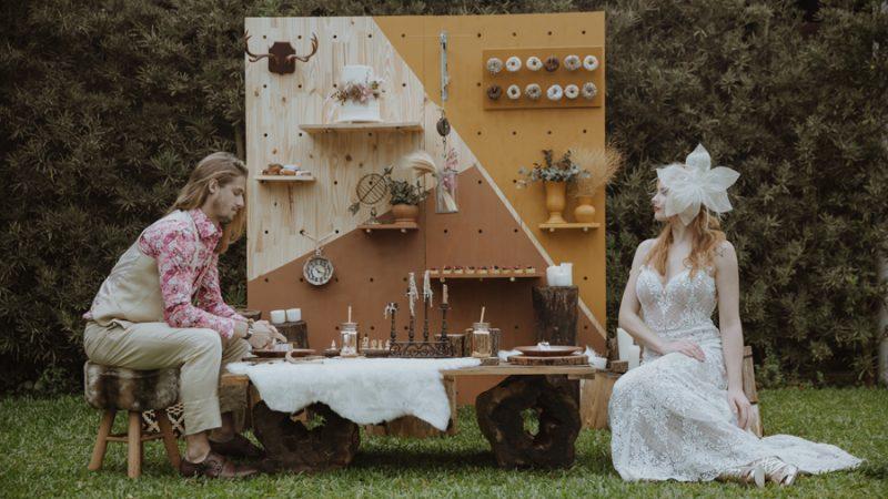 {Editorial Nordic Gipsy} Inspiração para casamentos gipsy-boho