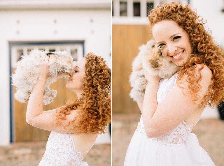 Casamento simples e cheio de significado na fazenda – Danielle & Arthur