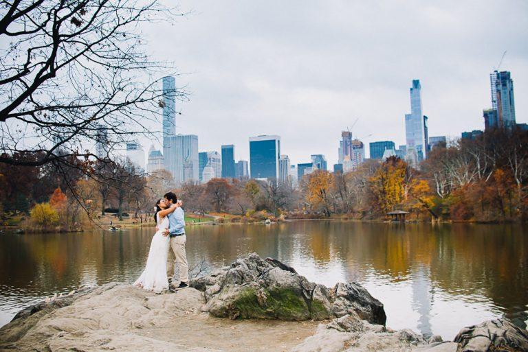Pós-Wedding em NY – Patricia e Tiago