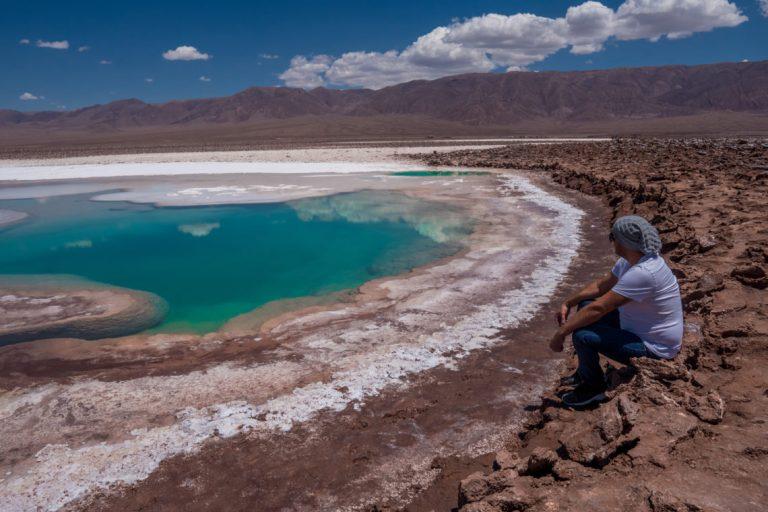 Destino de lua de mel: Atacama