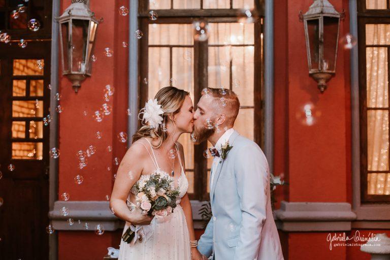 Casamento Leve e Intimista no Espaço Quintal – Natalia e Guilherme