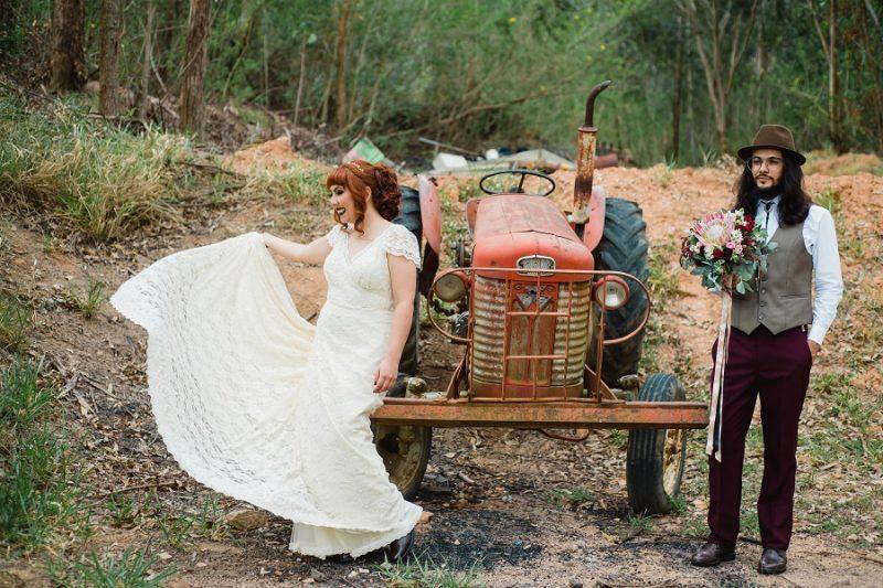 Casamento Folk na Floresta – Suelen e Ênio