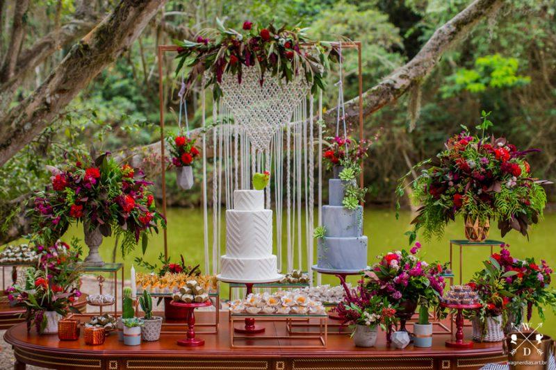 Party in Day – Casamento Boho Folk no Campo