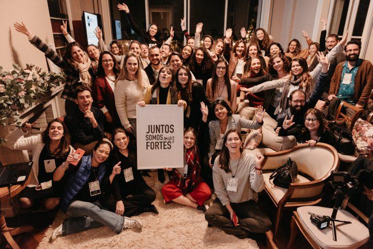 Juntos Somos Mais Fortes! – Workshop Lápis de Noiva II