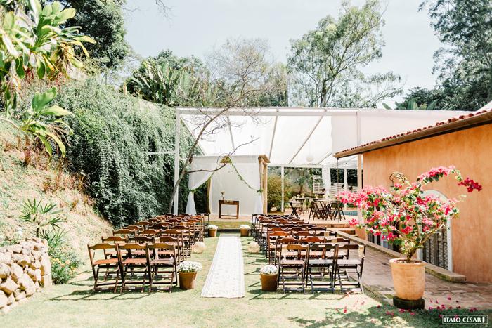Casa da Dona Diquinha: espaço para mini weddings em São Paulo