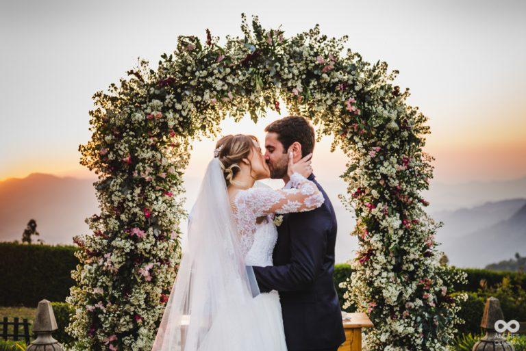 Casamento íntimo em Campos do Jordão- Jessica e Gustavo