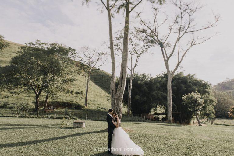 Farm Wedding rústico e aconchegante – Nathaly & Marcelo