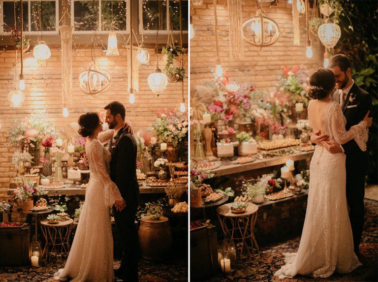Um Doce Farm Wedding no coração de São Paulo – Natalia & Denis