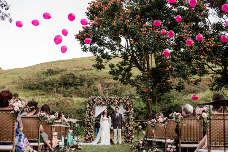 Casamento cheio de significado em Juiz de Fora – Evelyn & Artur