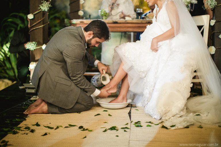 Simbologias na cerimônia de casamento: usar ou não usar?