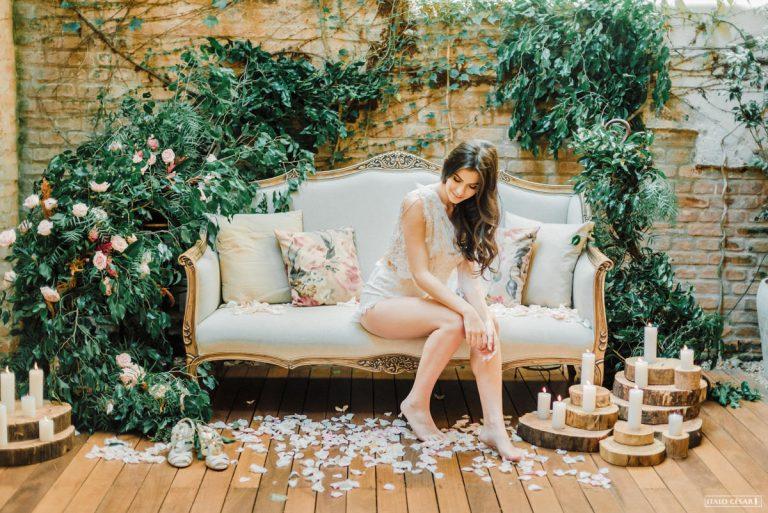{Avant Six} A experiência da noiva minutos antes do SIM