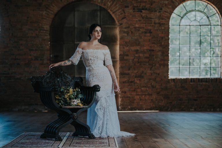 {Editorial Fábrica de Sonhos} Vestidos de noivas com essência para mulheres reais