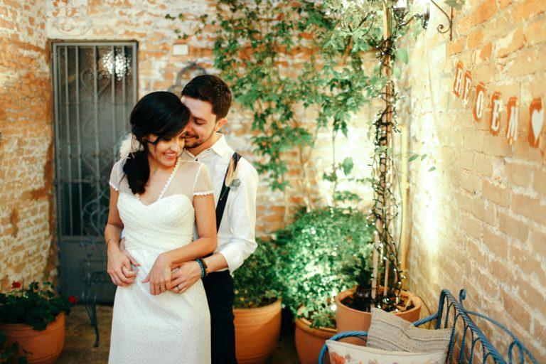 Mini Wedding fofo e íntimo em São Paulo – Beatriz & Gabriel