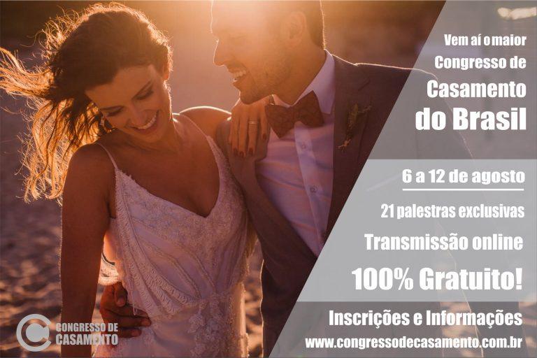Congresso Nacional Online de Casamento