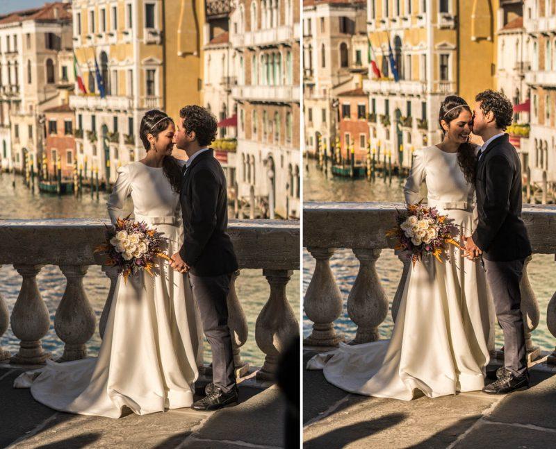 Elopement Wedding em Veneza – Carol & Mariano