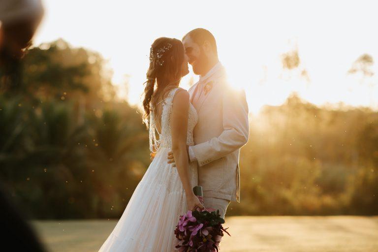 Casamento Leve e Iluminado – Paula & Junior