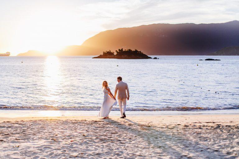 Um doce destination wedding em Ilhabela- Stephanie & Björn