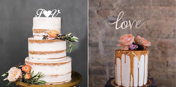 {Dicas Úteis} Topos de bolo de casamento: saiba como escolher o seu