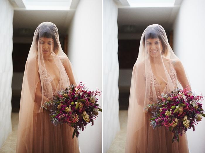 Home Wedding único e irreverente em Brasilia – Mariana & Robson