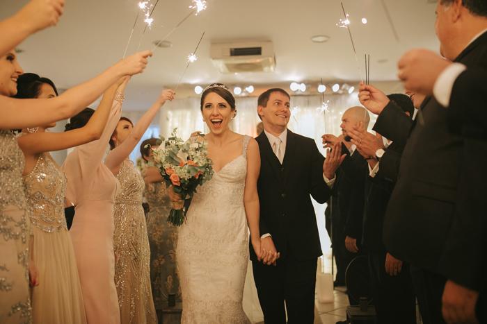Mini Wedding encantador e cheio de significado – Camila & Vinicius