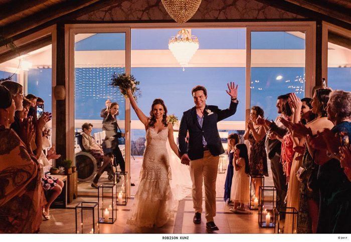 Destination Wedding com ar de praia em Santa Catarina – Nathalia & Bruno