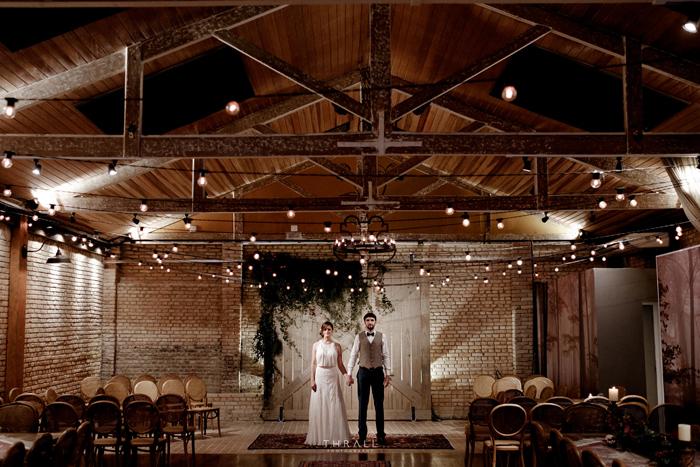 Celeiro Quintal: Barn Wedding no coração de São Paulo