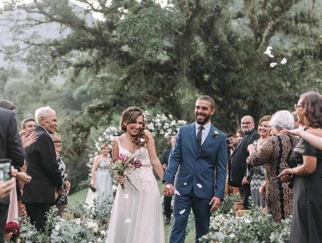 Barn Wedding Boho Rústico no Rio de Janeiro – Laura & Bernardo
