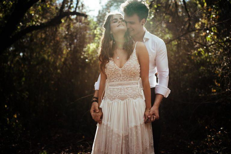 {Editorial Haute Bohème} Vestidos de noiva leves e românticos para casamentos em meio à natureza